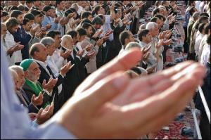 اقامه نماز عید فطر در سراسر خراسان جنوبی