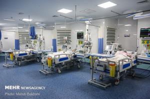 ۲۵ درصد بستری بیماران کرونایی درچهارمحالوبختیاری کاهش یافت