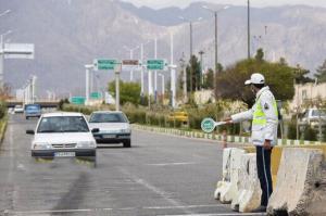 مجوز تردد خودروها طی ۳ روز آینده در زنجان صادر نمیشود