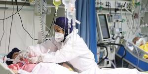 حال ۳۰ بیمار کرونایی در کرمانشاه وخیم است