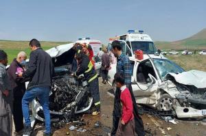 مدیرکل پزشکی قانون: ۷۰ نفر در تصادفات رانندگی آذربایجانشرقی فوت کردند