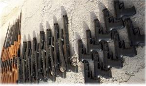 انهدام باند قاچاقچیان اسلحه در اصفهان