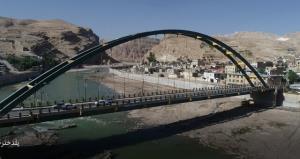 تکمیل پلهای پلدختر پیشا پاییز