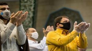 برپایی نماز عید فطر در دشت آزادگان