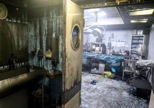 معاون شهردار تهران در پرونده آتش سوزی کلینیک سینا اطهر به انفصال از خدمات دولتی محکوم شد