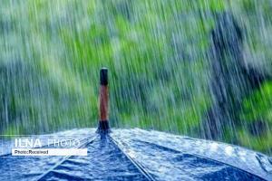 بارشهای رگباری تا آخر هفته مهمان آسمان قزوین است