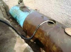 کشف ۳۰ هزار لیتر بنزین قاچاق در بناب