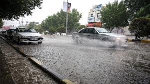 هشدار هواشناسی استان قزوین درباره آبگرفتگی معابر عمومی