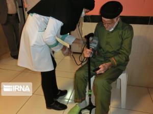 ۱۲۶ نفر در مراکز نگهداری سالمندان لرستان علیه کرونا واکسینه شدند