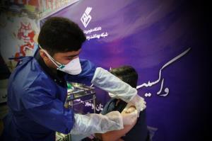 واکسن کرونا به ۲۰ هزار و ۶۲۰ نفر در استان بوشهر تزریق شد