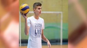 والیبالیست جوان قمی به اردوی تیم ملی دعوت شد