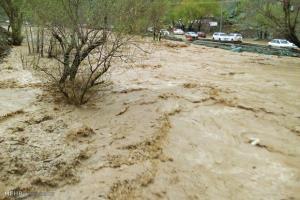 هشدار  وقوع سیلاب در استان قزوین