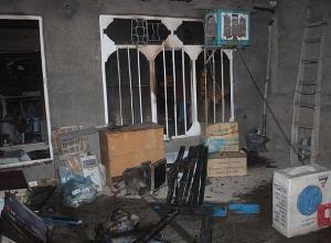 آتشسوزی منزل مسکونی در لارستان