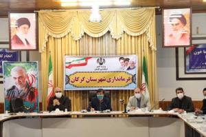 افزایش ١٢ درصدی شعب اخذ رای شهرستان گرگان