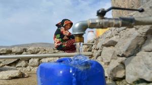 روزهای کمآبی در حسینآباد پایان یافت