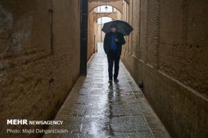 پیشبینی بارشهای رگباری در چهارمحالوبختیاری