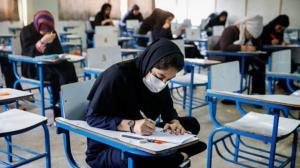 برگزاری امتحانات حضوری پایه ۱۲ در ۵۵ حوزه امتحانی استان سمنان