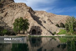 محوطههای گردشگری کرمانشاه تعطیل شدند
