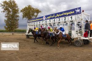 هفته پایانی کورس اسبدوانی گنبد ۲۴ و ۲۵ اردیبهشت برگزار میشود
