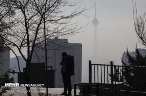 کمبود رطوبت عامل افزایش غلظت آلایندههای تهران
