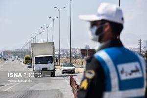 تردد به تمامی شهرهای کرمانشاه از امروز ممنوع شد