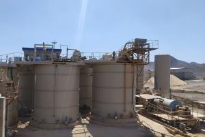 کارخانه فرآوری طلا در خوسف امسال وارد چرخه تولید میشود