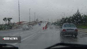 بارشهای رگباری؛ هر روز عصر میهمان آسمان زنجان