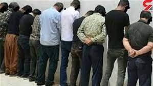 دستگیری ۳۰ خرده فروش و معتاد پرخطر در شاهینشهر