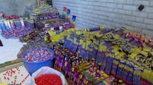 جریمه ۳۴ میلیاردی قاچاقچی ترقه در فارس