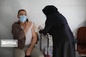 ۱۶۱۲ دز واکسن کرونا در سلسله تزریق شد