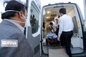 اورژانس لرستان ۸۰۰۰ بیمار مبتلا به کرونا را ویزیت کرد