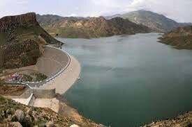 کاهش ۳۵ درصدی حجم آب سد یامچی در اردبیل