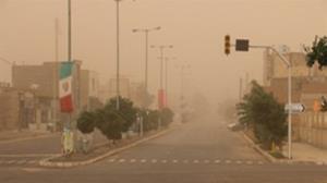 آسمان خراسان جنوبی غبارآلود میشود
