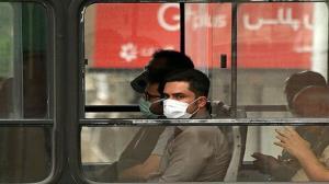 ممنوعیت ورود مسافران بدون ماسک به اتوبوسهای همدان