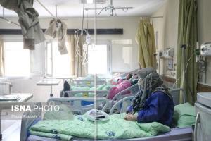 بستری ۱۰۹ بیمار کرونایی جدید در مازندران