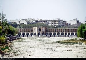 شرکت آب منطقهای اصفهان: هرگونه تعیین زمان برای بازگشایی زایندهرود شایعه است