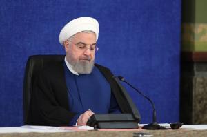 روحانی درگذشت پدر شهیدان خادمی را تسلیت گفت