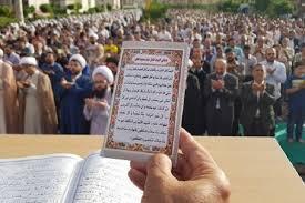 نماز عید سعید فطر در ۸ بقعه متبرکه استان البرز اقامه میشود
