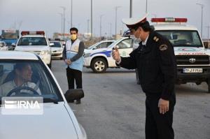 اعمال محدودیت تردد همزمان با عید فطر در جادههای آذربایجانغربی