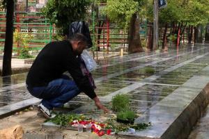 آرامستانهای بیجار روز عید فطر باز هستند