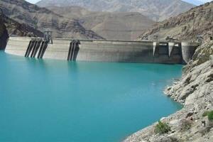 کاهش ۹۳ درصدی ورودی آب سد چری فاروج