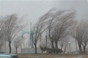 هشدار سطح زرد هواشناسی کردستان