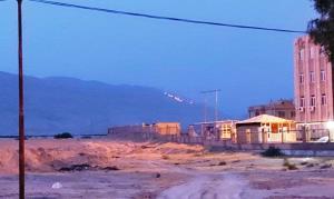 آتشسوزی ارتفاعات دامنه جنوبی سیاهکوه دهلران مهار شد