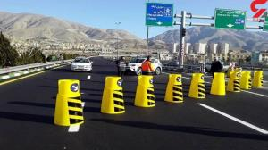 جزئیات ممنوعیت در جاده فیروزکوه