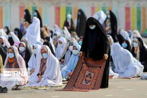 نماز عید سعید فطر در بجنورد
