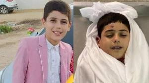 عکس/ خواب آرام کودکان فلسطینی