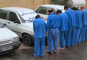 دستگیری ۱۷ سارق و خردهفروش مواد مخدر در زنجان