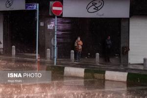 میزان بارشها در نطنز به ۱۳۷ میلیمتر رسید