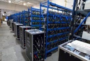 توقیف مزرعه استخراج ارز دیجیتال میلیاردی در جاسک