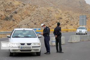 رانندگان بیتوجه به کرونا در خراسان شمالی ۲۹ میلیارد ریال جریمه شدند